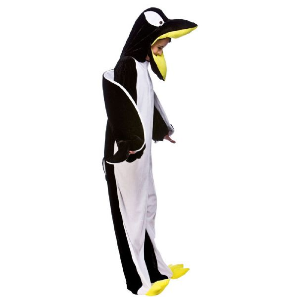 Adult Unisex Penguin Costume Outfit for Animals Creatures Fancy Dress Penguin